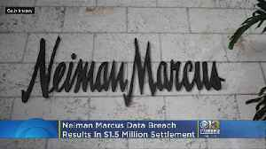 Maryland, Other States, Settle Neiman Marcus 2013 Data Breach For $1.5M [Video]
