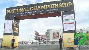 49ers Officials Say College Football Championship Game Worth $10 Million Loss [Video]