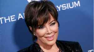 Kris Jenner Just Ditched Her Signature Pixie Cut [Video]