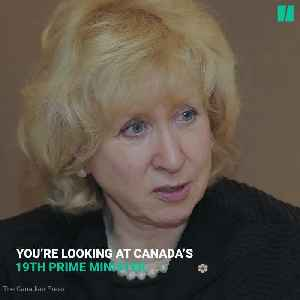 A Gentle Reminder: Kim Campbell Was Once A Canadian Prime Minister [Video]