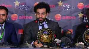 Salah has mixed feeling over Egypt hosting African Nations Cup [Video]
