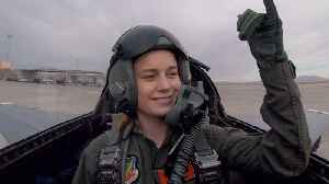 Brie Larson Is A Combat And Fitness Badass In Training For 'Captain Marvel' [Video]