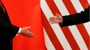 US-China trade talks extended [Video]