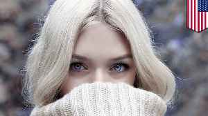 Study claims men are more attracted to blondes [Video]