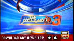 Headlines ARYNews 1500 9th January 2019 [Video]