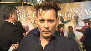 Johnny Depp settles lawsuit with bodyguards [Video]