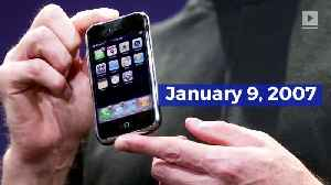 This Day in History: Steve Jobs Debuts the iPhone [Video]