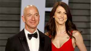 Jeff Bezos And Wife MacKenzie Announce Divorce [Video]