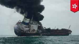 Deadly oil tanker explosion kills one in Hong Kong [Video]
