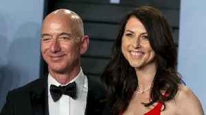 Jeff Bezos And Wife File For Divorce [Video]