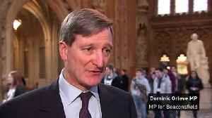 Dominic Grieve on the Speaker selecting his amendment [Video]