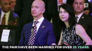 Amazon CEO Jeff Bezos and Wife Mackenzie to Divorce [Video]