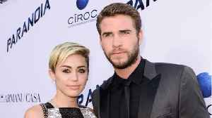 Miley Cyrus And Liam Hemsworth Are Worth $186 Million Together [Video]