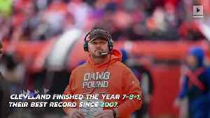 Cleveland Browns OC Freddie Kitchens Named Head Coach [Video]