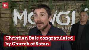 Christian Bale Gets A Positive Nod From The Church Of Satan [Video]