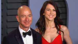 How Much Could Wife of Amazon's Jeff Bezos Get in Divorce? [Video]