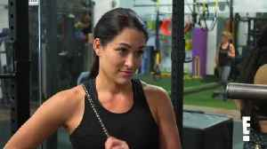 Nikki Bella Surprises Sister Brie With Plan to Move to Los Angeles -- Watch! [Video]
