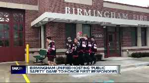 Birmingham Unified gets set for public defenders ch [Video]