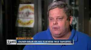 Hamburger Mary's owner claims health department targeted his restaurant for being gay [Video]