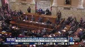 The 2019 Maryland Legislative Session Begins on January 9th [Video]