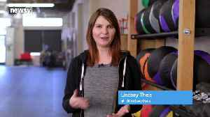 Inside the Gym Combining Sobriety and Fitness [Video]