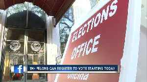More than 1 million Floridians with felony convictions get back their right to vote today [Video]