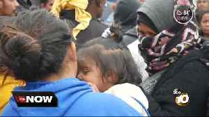 San Diego group pushes to help care for asylum-seeking families [Video]