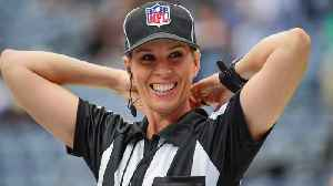 Sarah Thomas Will Become First Female to Officiate NFL Playoff Game [Video]