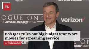 You Wont See New Star Wars Movies On Disney Streaming Service [Video]