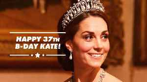 Kate Middleton's iconic fashion moments that cemented her as future Queen [Video]