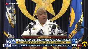 BPD Commissioner candidate stewarded New Orleans Department through Consent Decree, crime decrease [Video]