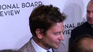 Bradley Cooper picks up director prize at the National Board of Review Awards [Video]