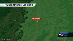 3.7 earthquake reported in Mississippi [Video]