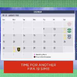 Weah to Celtic FIFA Sim [Video]