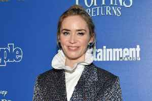 Emily Blunt only knows the 'basics' of the A Quiet Place 2 plot [Video]