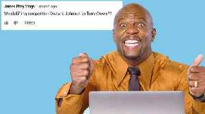 Terry Crews Goes Undercover on Reddit, YouTube and Twitter [Video]