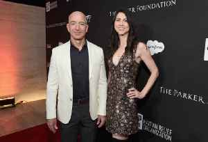 News video: Amazon CEO Jeff Bezos and Wife Mackenzie to Divorce