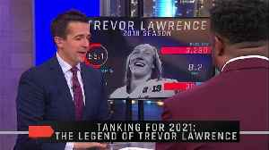 Is Trevor Lawrence The Top Prospect In The 2021 NFL Draft? [Video]
