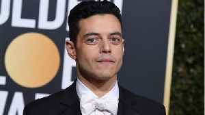 Rami Malek Reacts To Viral Moment With Nicole Kidman [Video]