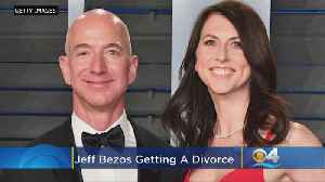 Amazon CEO Jeff Bezos, Wife Divorcing After 25 Years [Video]