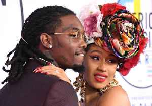 Cardi B Disappointed in Offset for Not Helping Take Care of Their Sick Baby [Video]