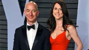 Jeff Bezos And Wife MacKenzie Announce Divorce After 25 Years [Video]