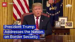 President Trump Addressed The Nation: Was It Effective [Video]