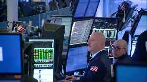 Tech stocks drive Wall Street higher [Video]