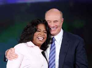 Dr. Phil Talks Up Oprah for President, But Says He Doesn't Think She Plans to Run [Video]