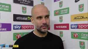 Guardiola praise for Burton in City rout [Video]