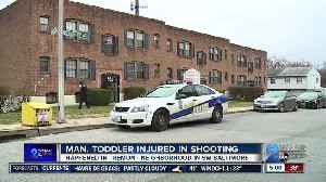 21-year-old man, 19-month old boy injured in shooting in Tremont neighborhood Wednesday [Video]