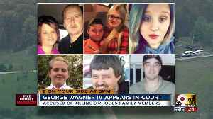 Pike County massacre suspect George Wagner IV can have no contact with co-defendants [Video]