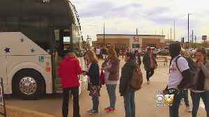 News video: Chik-fil-A Day Of Service Gives Back To Community