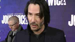 Keanu Reeves And Winona Ryder Might Have Accidentally Gotten Married [Video]